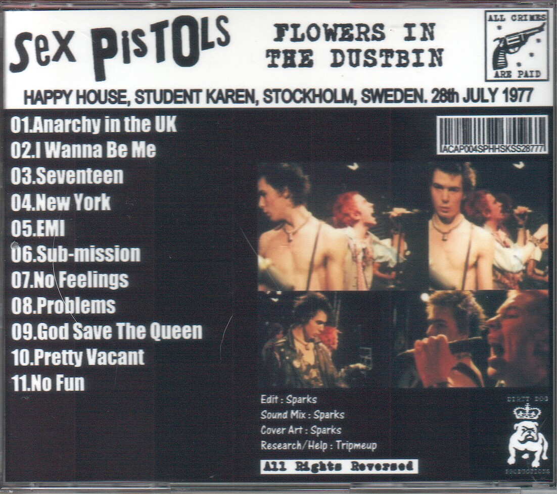 seventeen lyrics sex pistols bodies in Essex